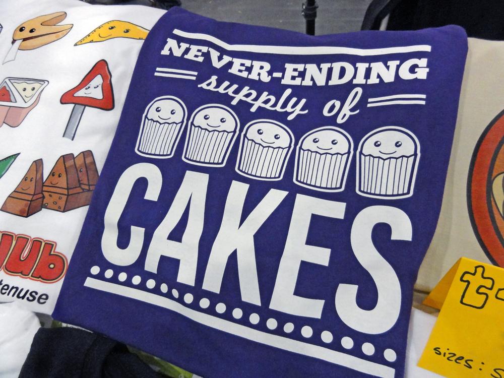 Retro Cake T-Shirt