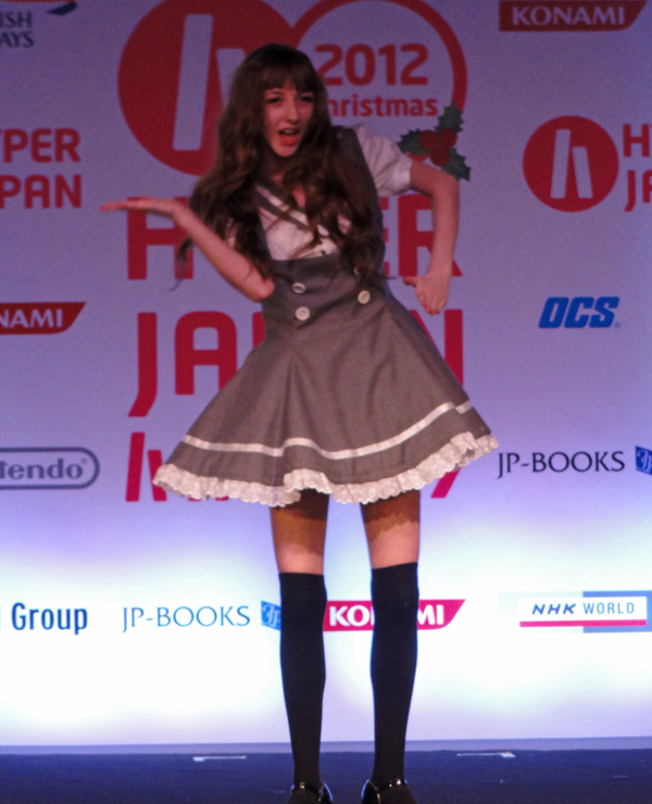 Beckii Cruel at Hyper Japan