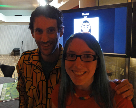 Meeting John Burgerman
