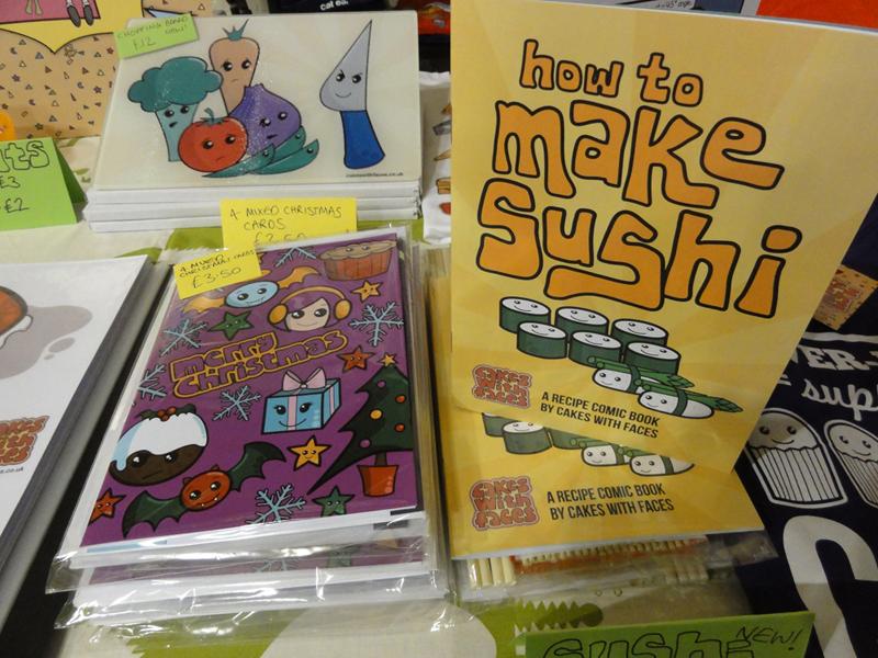 Sushi Comic