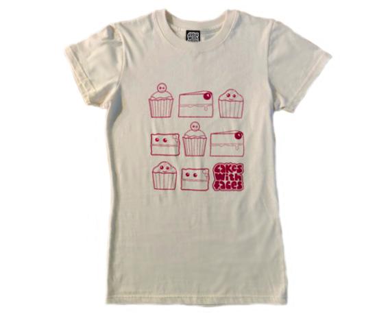 Cakes t-shirt