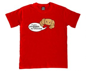 Croissant-mens-t-shirt