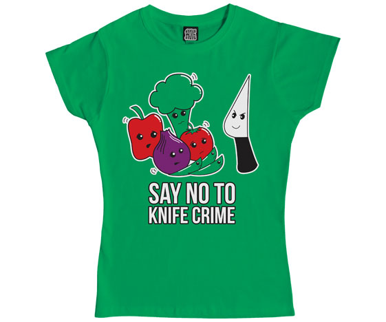 Funny vegetables ladies t-shirt