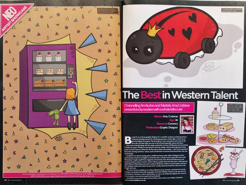 "NEO Magazine – ""The Best of Western Talent"""