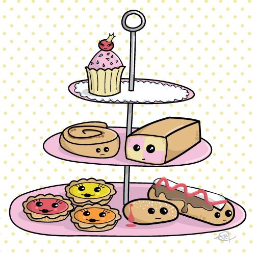 Bakery Jealousy