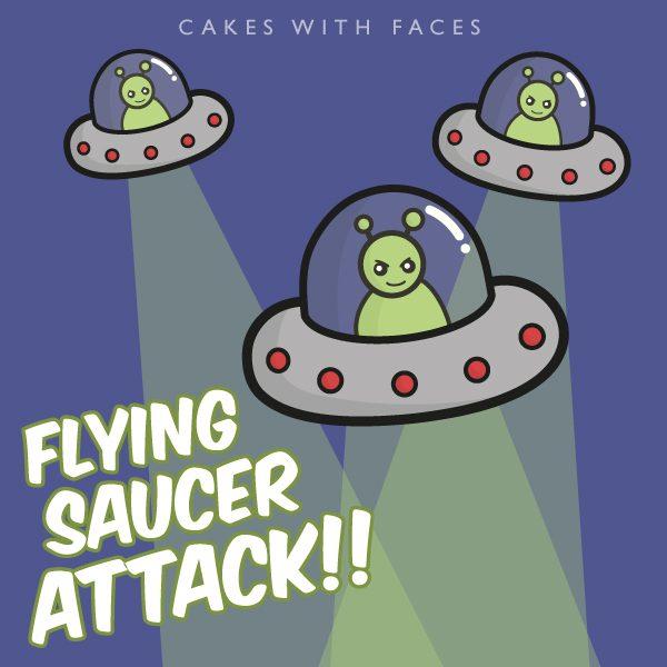 Flying Saucer Attack