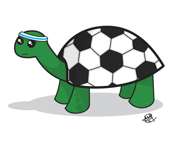 Football Tortoise