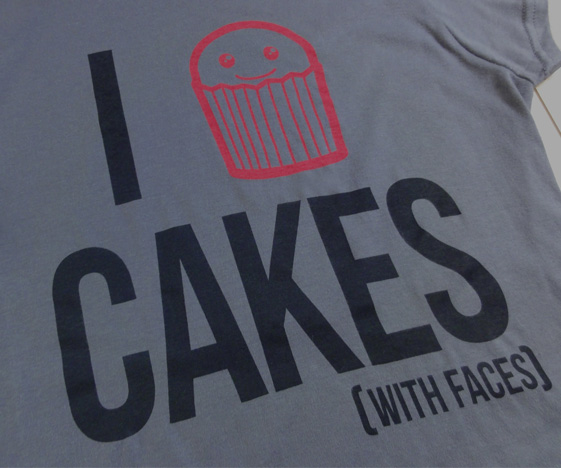 Cakes Tee