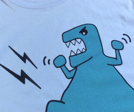 Cakezilla T-Shirt Print