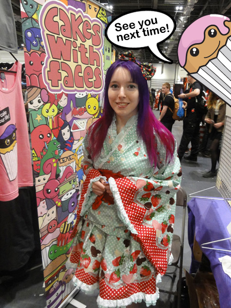 London MCM Comic Con