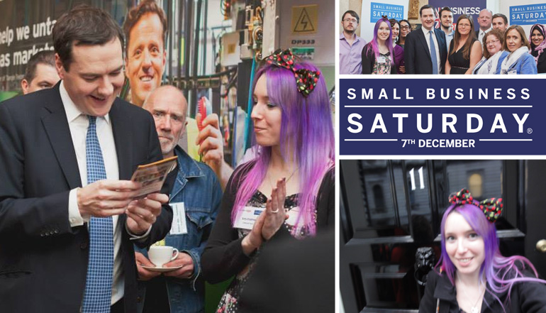 Downing Street Reception for Small Business Saturday