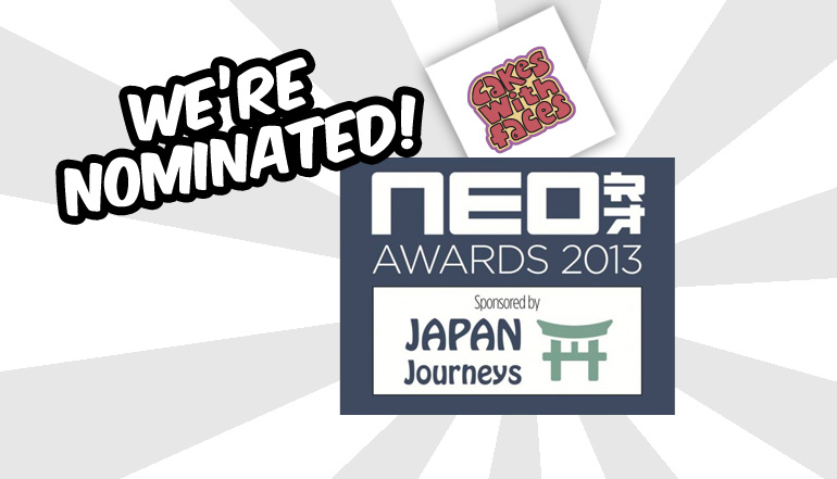 Nominated for a NEO Award