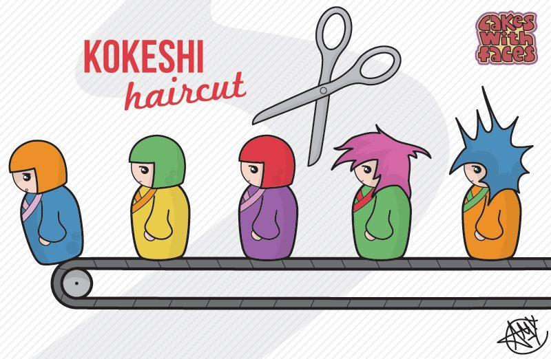 Kokeshi Haircut
