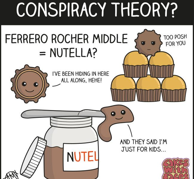 Nutella Conspiracy Theory