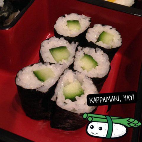 sushi-kappamaki