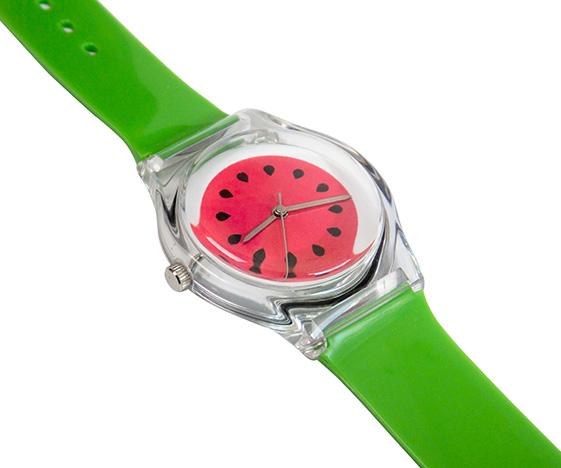 Cute watermelon watch