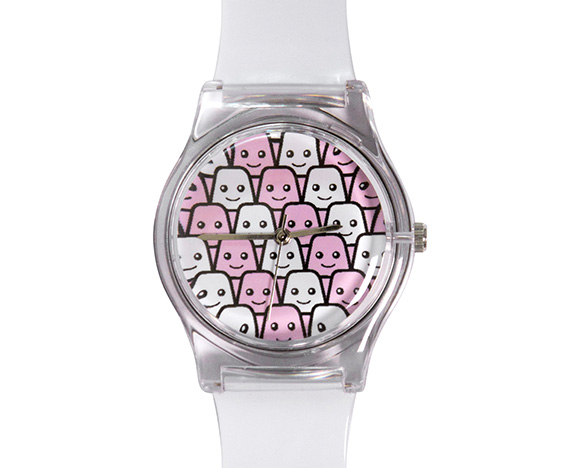 Cute watermelon watch