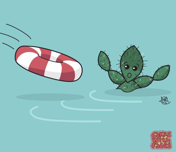 Cactus SOS