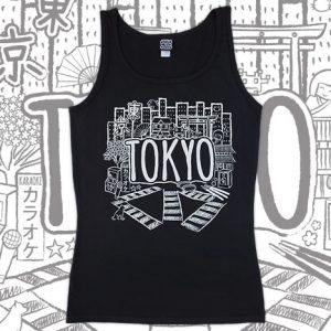 Ladies Tokyo Vest