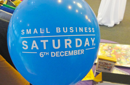 Small Business Saturday UK launch