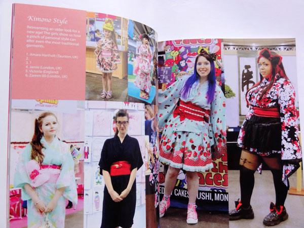 Hyper Japan Photo Book - Kimono Style