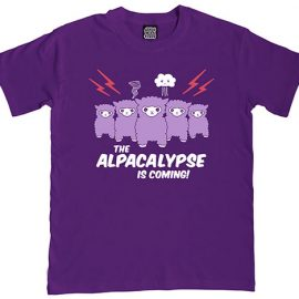 Alpacalypse mens t-shirt