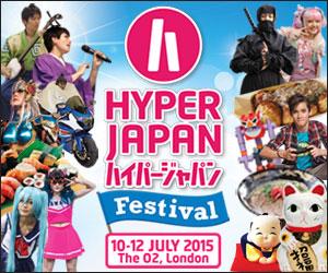 Hyper Japan Festival 2015