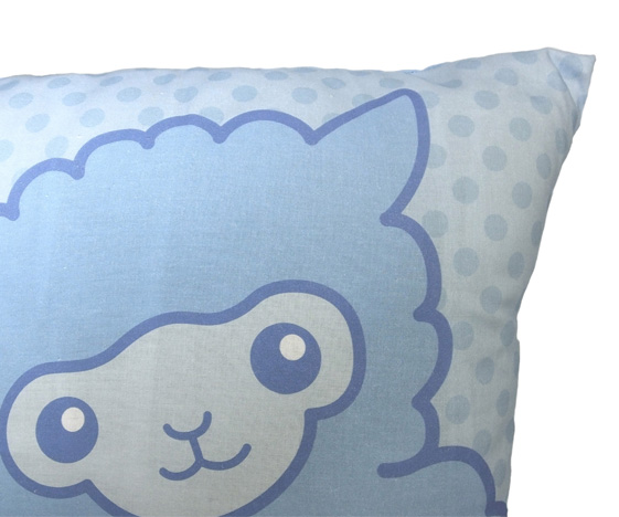 Kawaii alpaca cushion / pillow
