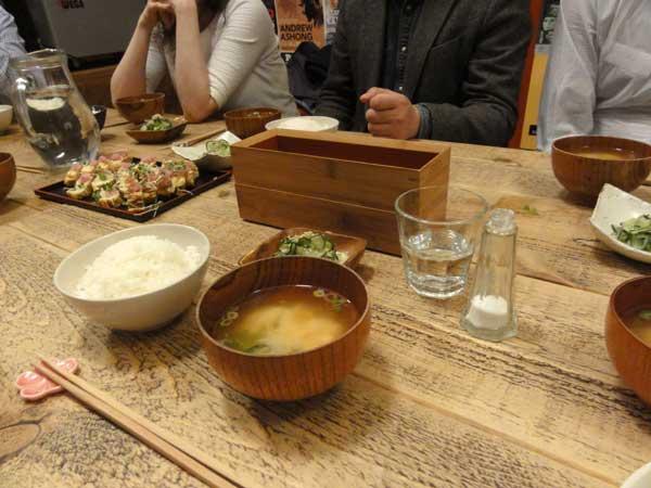 Atsuko's Kitchen Japanese cooking class