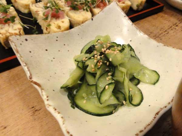 Cucumber & wakame salad - Atsuko's Kitchen