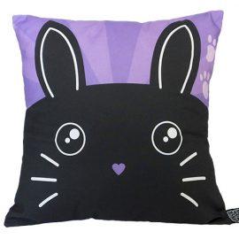 Cute bunny rabbit cushion