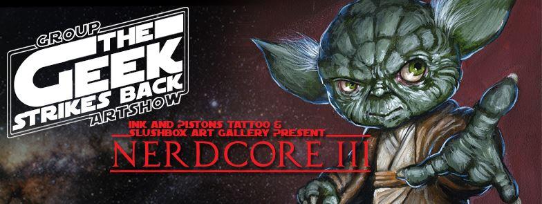 Nerdcore III: The Geek Strikes Back!