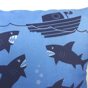 Shark pillow / cushion