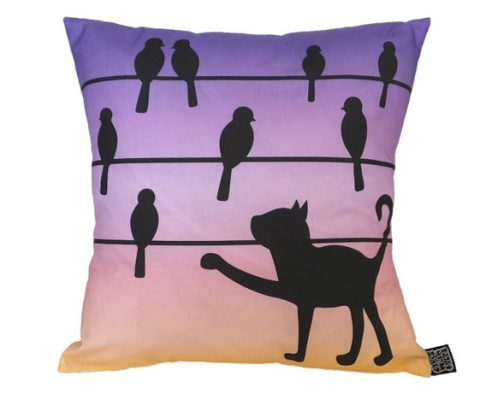 sunset-cat-cushion