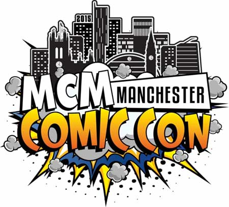 MCM Expo Manchester Comic Con July 2016