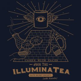 Illuminatea t-shirt / Illuminati