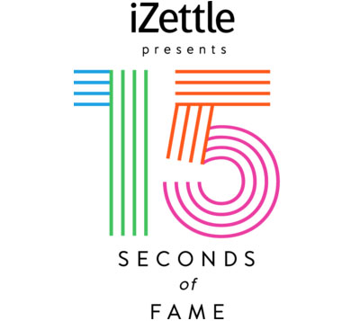 iZettle 15 Seconds of Fame
