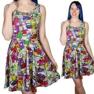 Cute Explosion Dress