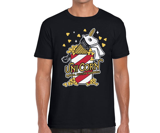 Uni-Corn on the Cob T-Shirt
