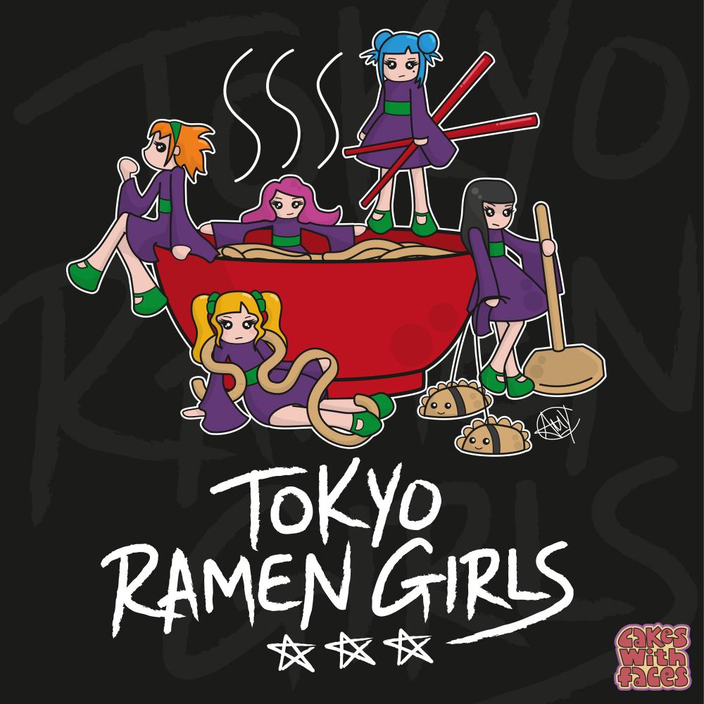 Tokyo Ramen Girls