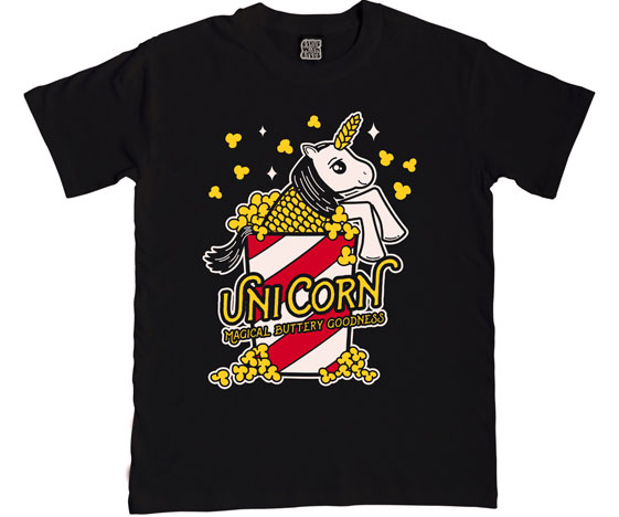 Mens UniCorn T-Shirt