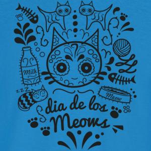 Dia de los Meows T-Shirt