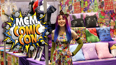 mcm-london-comic-con-may-2016-video