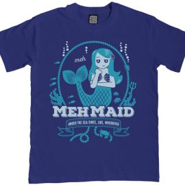 Mehmaid Mens T-Shirt