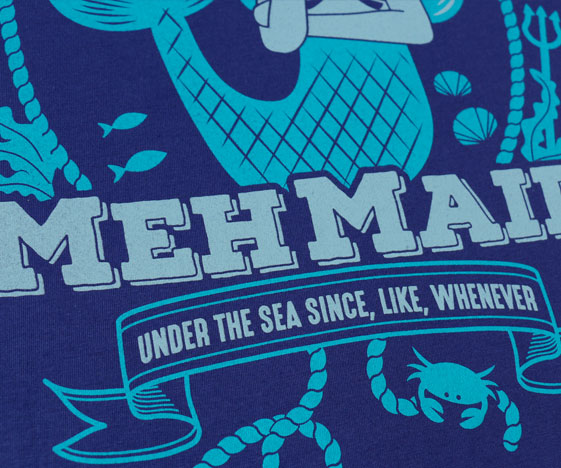 Cute Mermaid T-Shirt