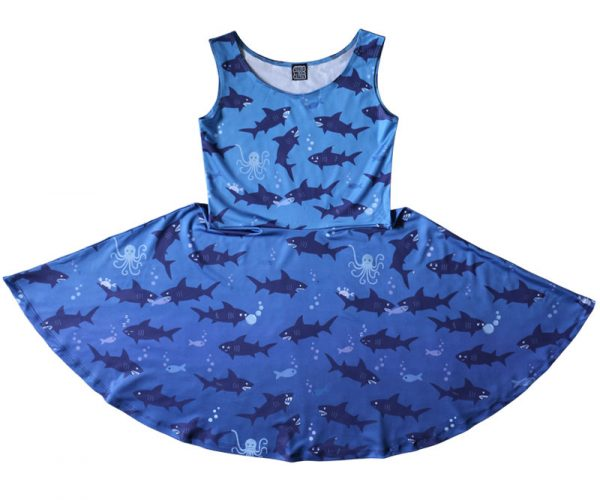 Shark Attack Dress