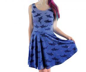 shark-dress