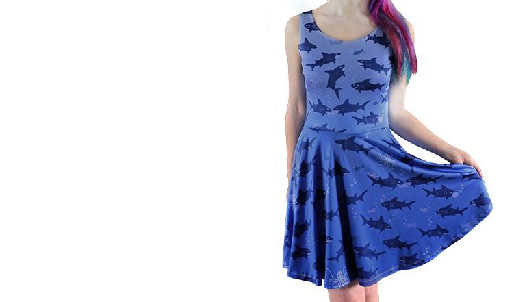 Shark Dress