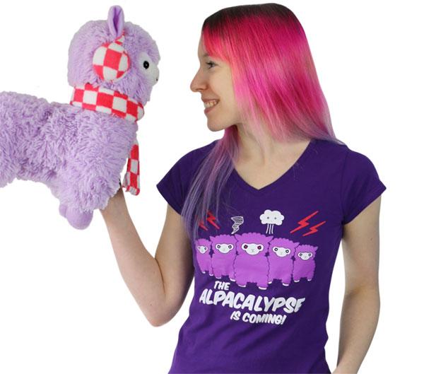 Funny Alpaca T-Shirt