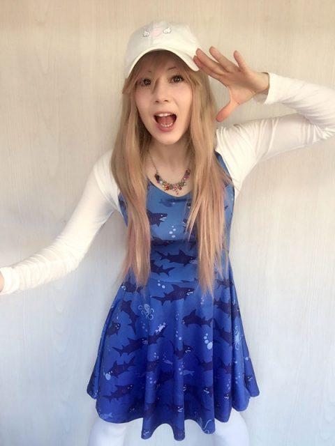 cathy-cat-shark-dress